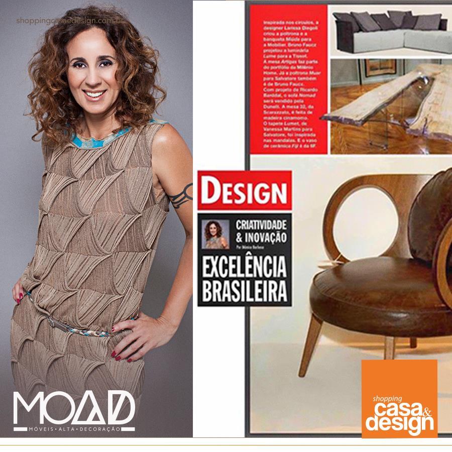 Top 10 da Revista Caras conta com três peças exclusivas MOAD