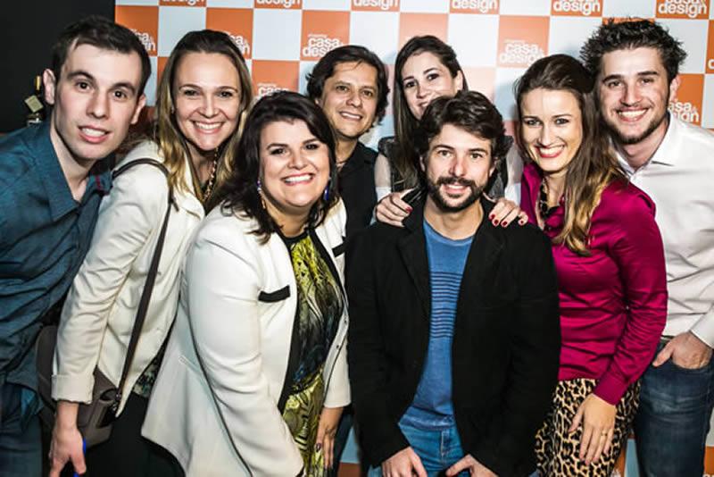 Escritórios catarinenses brindam Prêmio TOP 100 Kaza