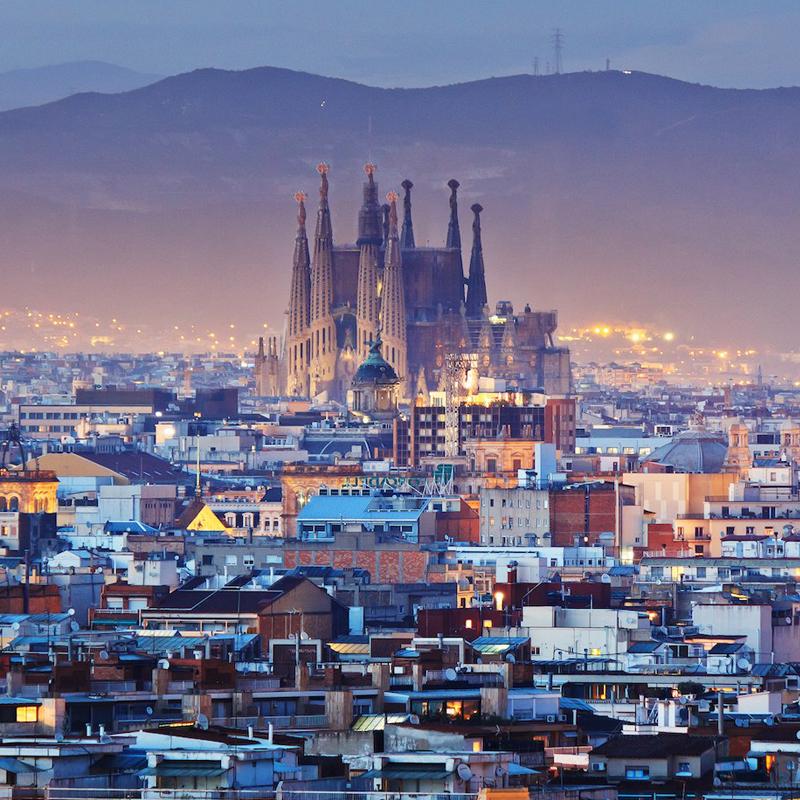 As ruas de Barcelona em 10 filmes