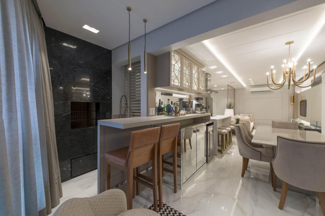 Buffets: coringas na decoração, eles organizam e dão um charme todo especial para os ambientes.