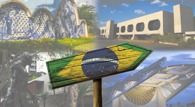 10 lugares com arquitetura incrível para visitar no Brasil