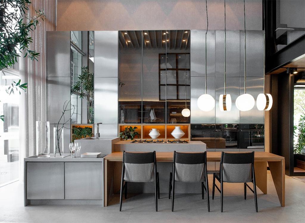 Atenta às mudanças, Evviva inaugura o seu novo showroom