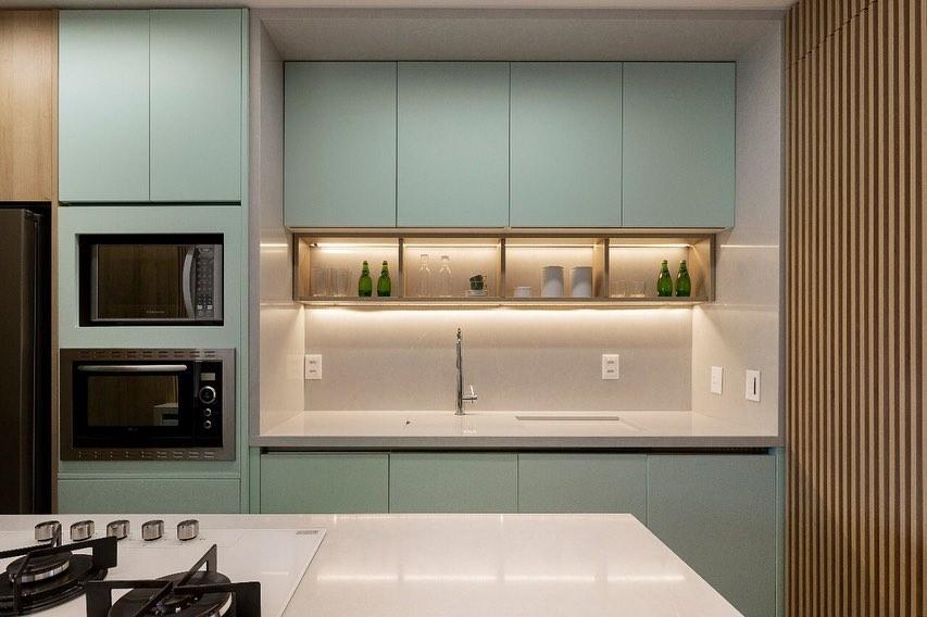 Bancadas da cozinha: qual o material mais adequado para a sua necessidade?