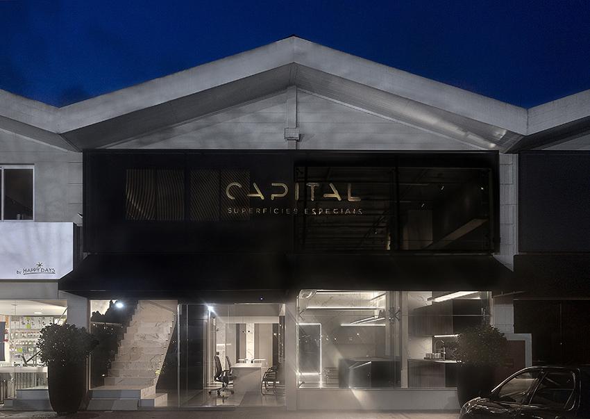 Capital Superfícies Especiais inaugura loja conceito no Shopping Casa & Design