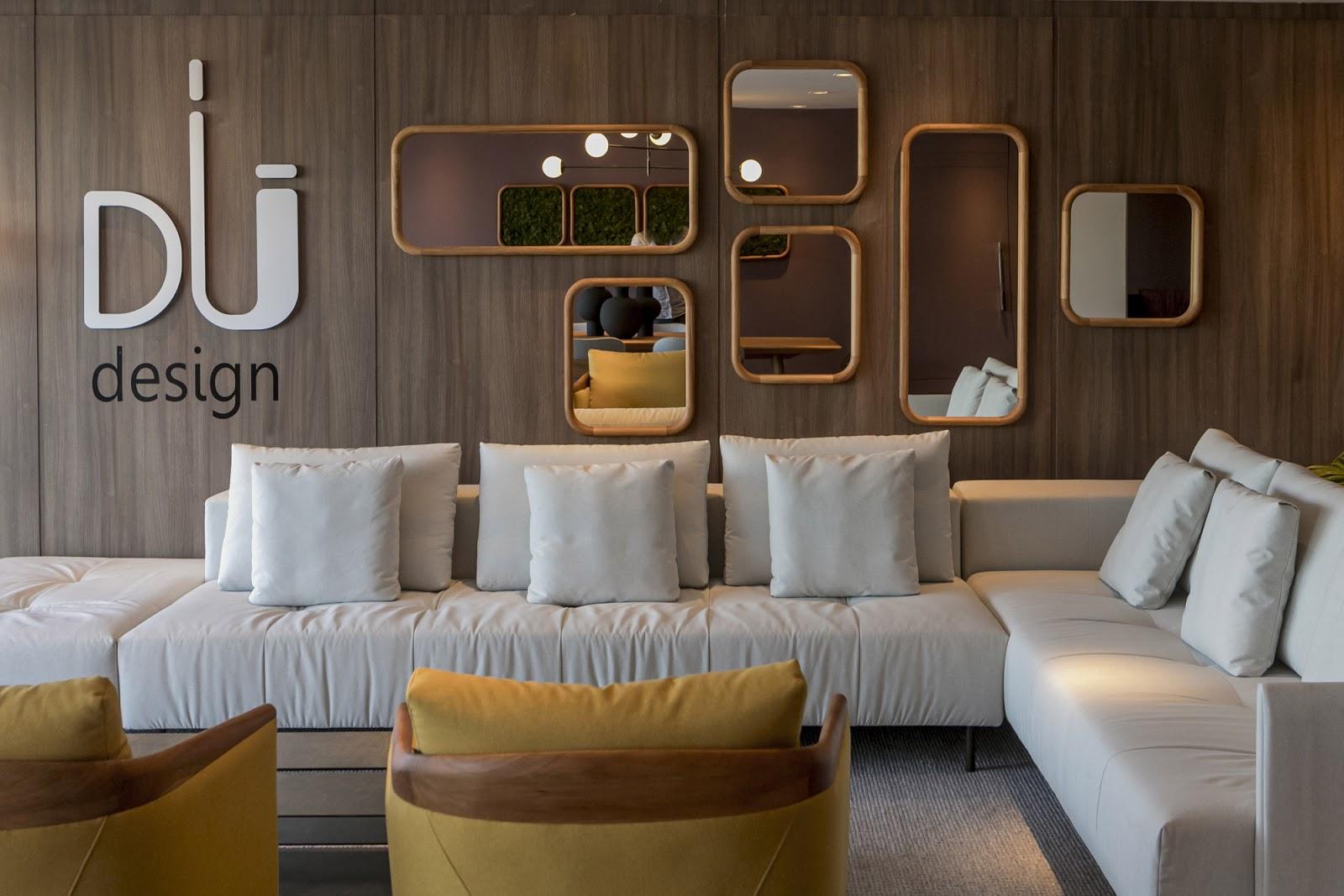 Du Design chega ao Casa & Design com propósito e linhas orgânicas