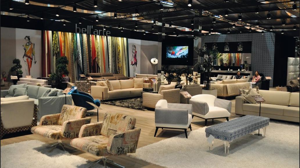 Foi dada a largada para as grandes feiras de móveis e decoração no Brasil em 2019