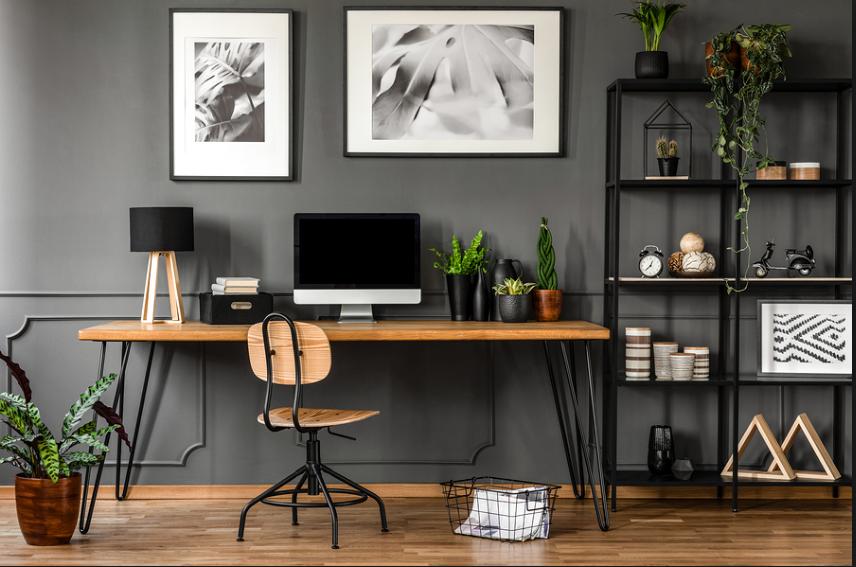 Home Office: produtividade e descompressão no mesmo espaço