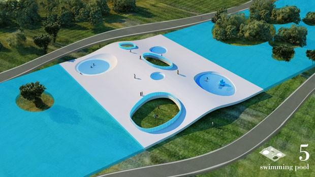 Mundo Design: Designer usa arquitetura para promover paz entre Coreia do Norte e do Sul