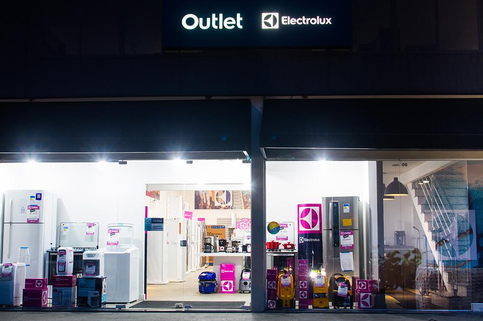 Electrolux traz conceito de sucesso de outlets internacionais para Florianópolis