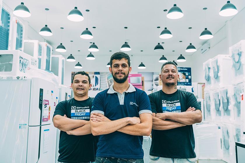 Outlet Electrolux do Shopping Casa & Design bate recorde nacional de vendas na Black Friday