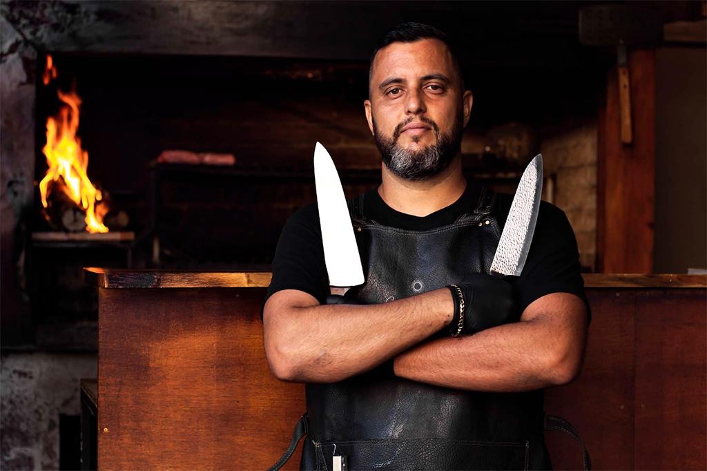 Os segredos da carne: Las Leñas apresenta o workshop ''Churrasco para Iniciantes'', com o chef parrillero Mizraji