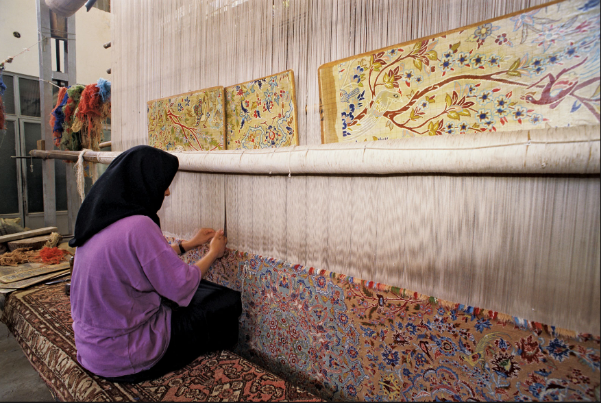 Shopping Casa & Design recebe exposição exclusiva de tapetes orientais