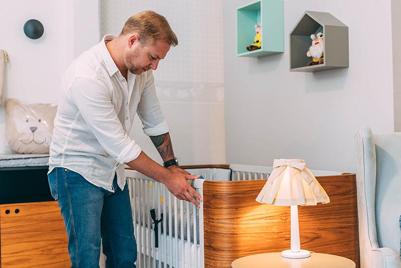 Tiago Bortolança apresenta suas escolhas no Bota Fora do Shopping Casa & Design