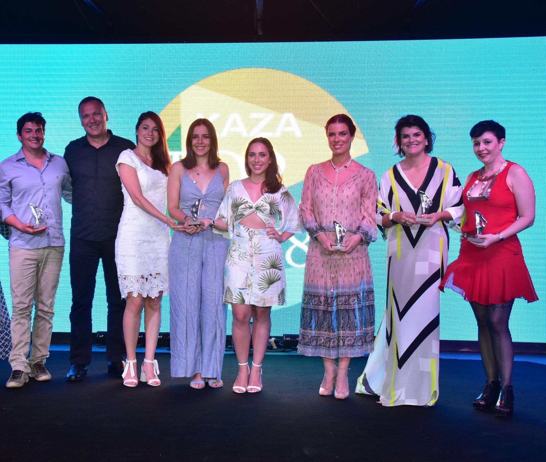 Vencedores do Concurso Top 100 Kaza 2018 são premiados no México