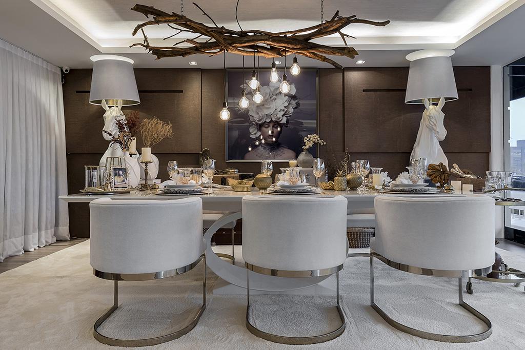 Vitrine assinada Casa & Design: Masotti apresenta espaço que transcende sonhos