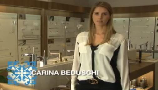 Carina Beduschi participa do quadro Fica a Dica