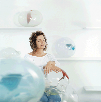Palestra com a designer Jacqueline Terpins