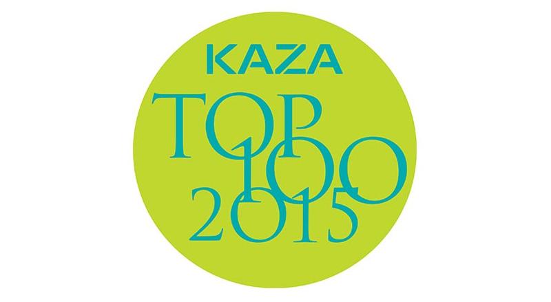 Shopping Casa & Design anuncia os cinco escritórios catarinenses Top 100 Kaza 2015
