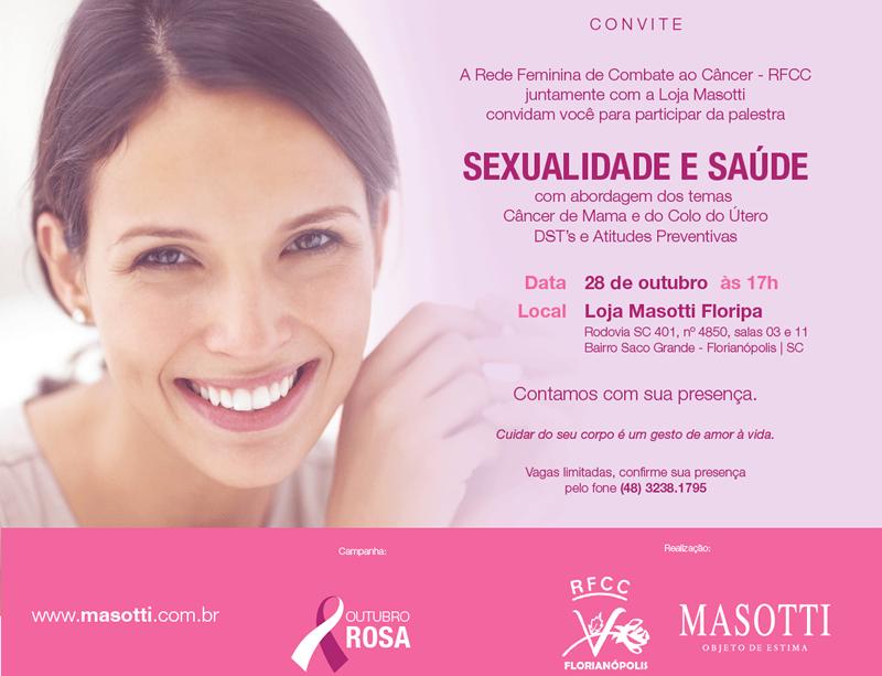 Outubro Rosa Loja Massoti