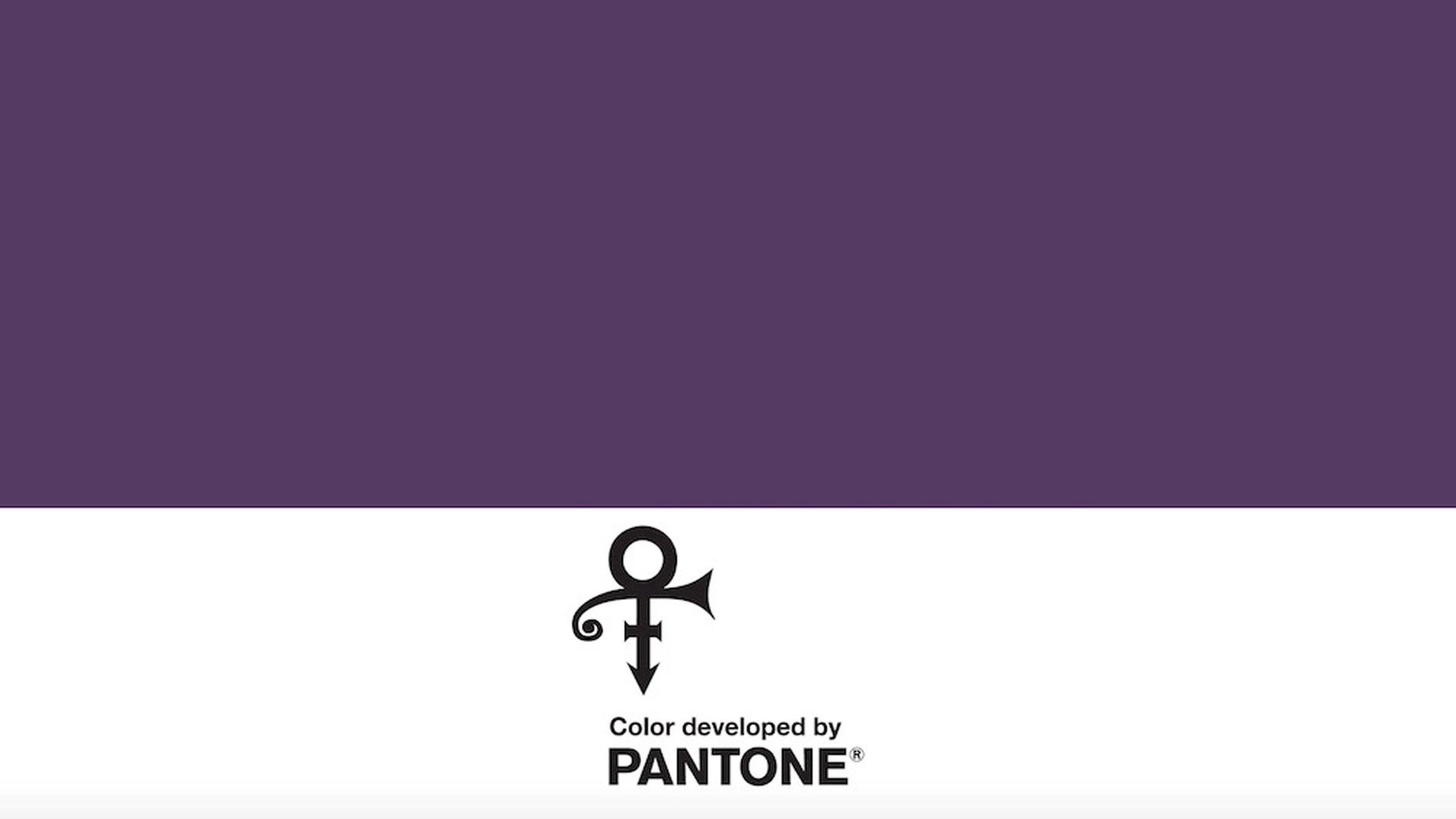 Mundo Design: nova tom de pantone é criada em homenagem ao cantor Prince