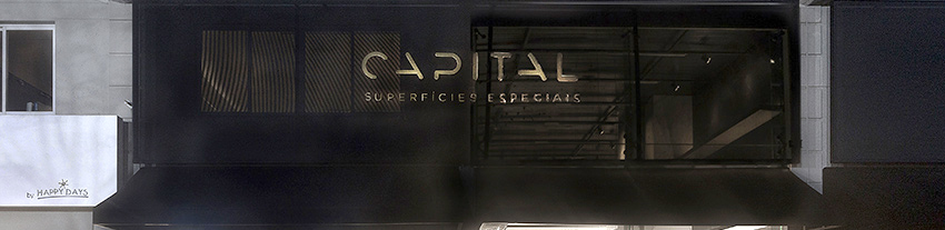 Capital Superfícies Especiais