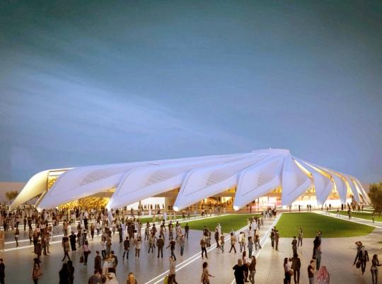 Mais um de Calatrava