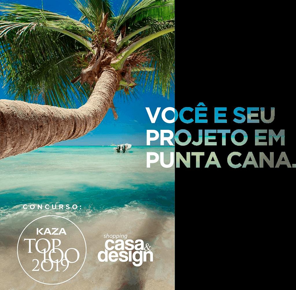 Kaza TOP 100 2019 - Você em Punta Cana